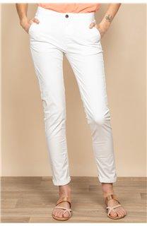 Pantalon SHINO Femme S20722W (54694) - DEELUXE