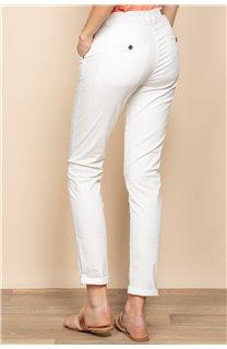 Pantalon SHINO Femme S20722W (54695) - DEELUXE