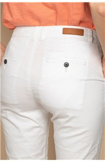 Pantalon SHINO Femme S20722W (54696) - DEELUXE