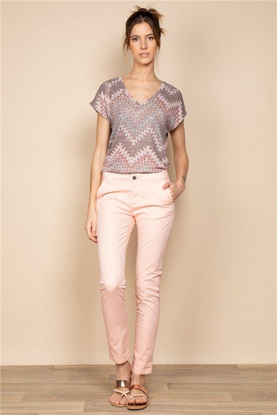 Pantalon SHINO Femme S20722W (54687) - DEELUXE