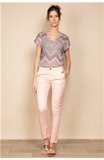 Pantalon SHINO Femme S20722W (54697) - DEELUXE