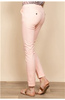 Pantalon SHINO Femme S20722W (54700) - DEELUXE