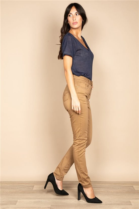 Pantalon PANTALON PONY Femme W20732W (54876) - DEELUXE