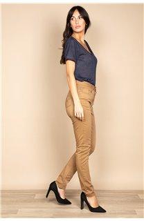 Pantalon PONY Femme W20732W (54872) - DEELUXE