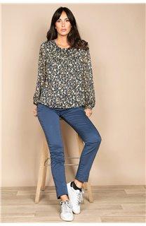 Pantalon PONY Femme W20732W (54876) - DEELUXE