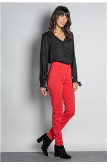 Pantalon PONY Femme W20732W (54887) - DEELUXE