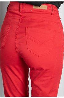 Pantalon PONY Femme W20732W (54890) - DEELUXE