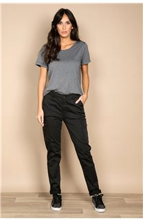 Pantalon TESS Femme W20734W (54896) - DEELUXE