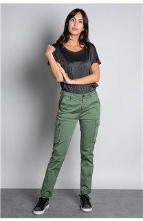 Pantalon TESS Femme W20734W (54901) - DEELUXE