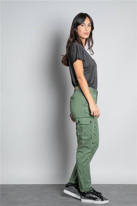 Pantalon PANTALON TESS Femme W20734W (54896) - DEELUXE