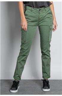 Pantalon TESS Femme W20734W (54903) - DEELUXE