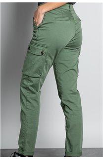 Pantalon TESS Femme W20734W (54905) - DEELUXE