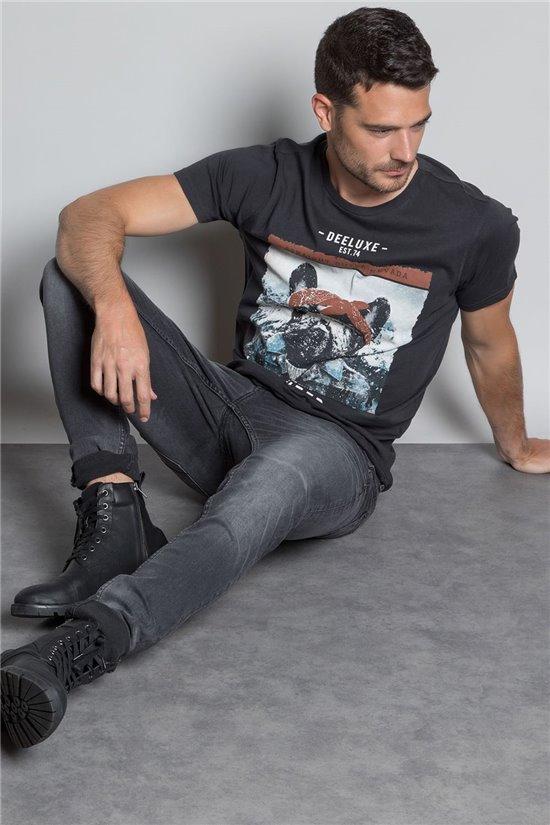 T-Shirt T-SHIRT BANDIDO Homme W20144M (54950) - DEELUXE