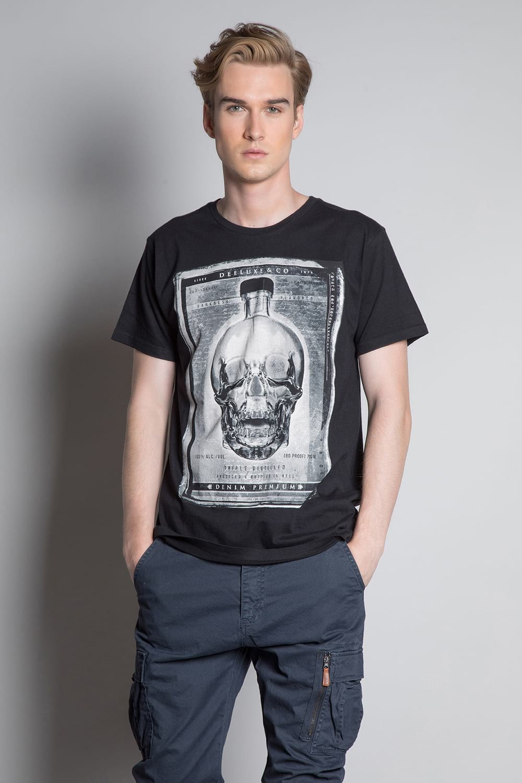 T-Shirt CRYSTAL Homme W20184M (54960) - DEELUXE