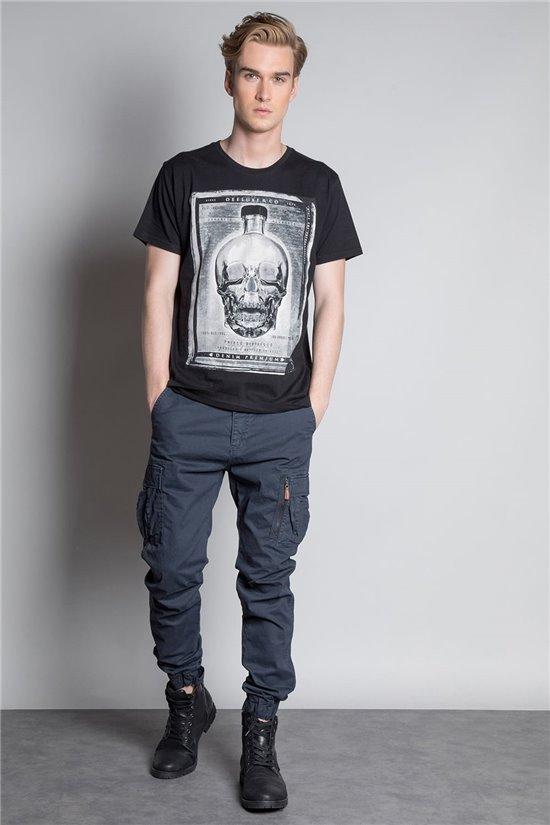 T-Shirt T-SHIRT CRYSTAL Homme W20184M (54960) - DEELUXE