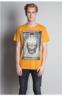 T-Shirt CRYSTAL Homme W20184M (54965) - DEELUXE