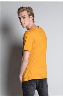 T-Shirt CRYSTAL Homme W20184M (54968) - DEELUXE