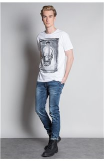 T-Shirt CRYSTAL Homme W20184M (54971) - DEELUXE