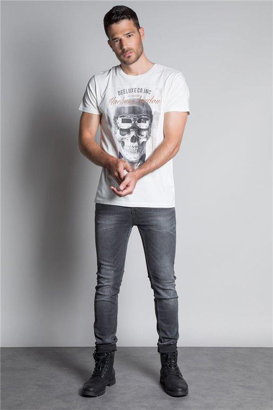 T-Shirt T-SHIRT CLEM Homme W20196M (54975) - DEELUXE