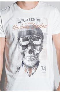 T-Shirt T-SHIRT CLEM Homme W20196M (54979) - DEELUXE