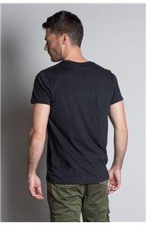T-Shirt T-SHIRT CLEM Homme W20196M (54983) - DEELUXE