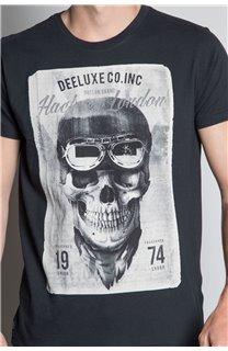T-Shirt T-SHIRT CLEM Homme W20196M (54984) - DEELUXE
