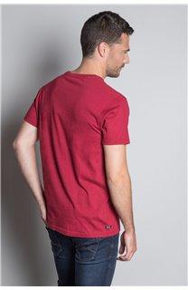 T-Shirt T-SHIRT CLEM Homme W20196M (54988) - DEELUXE