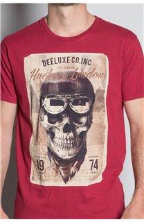 T-Shirt T-SHIRT CLEM Homme W20196M (54989) - DEELUXE