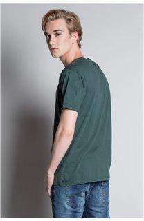 T-Shirt T-SHIRT CLEM Homme W20196M (54993) - DEELUXE