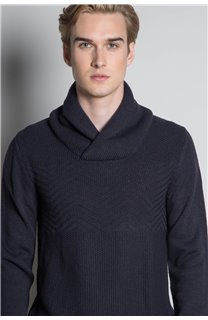 Pull PULL ANDREW Homme W20329M (55009) - DEELUXE