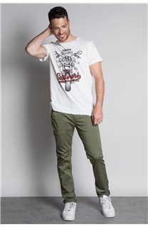 Pantalon CHINO LAWSON Homme W207009M (55035) - DEELUXE