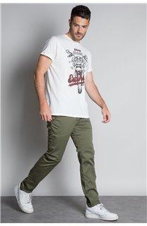 Pantalon CHINO LAWSON Homme W207009M (55036) - DEELUXE