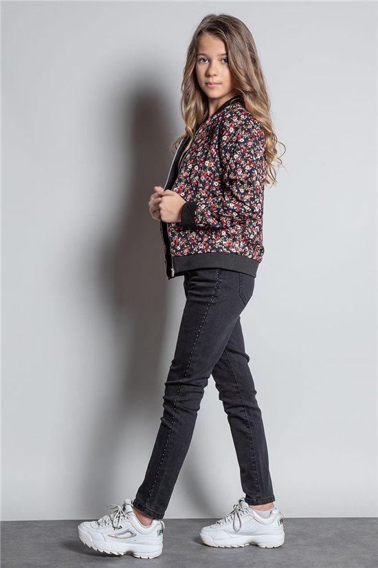 Jean JEANS APRIL Fille W20J803G (55138) - DEELUXE