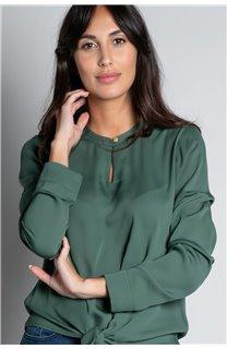 Blouse MAGDA Femme W20401W (55152) - DEELUXE