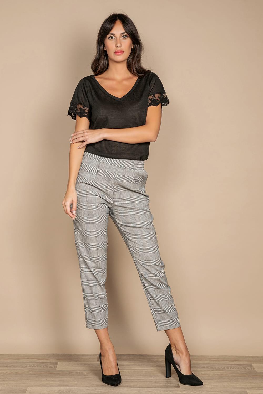 Pantalon PANTALON NADEGE Femme W20725W (55163) - DEELUXE