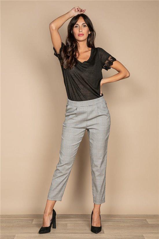 Pantalon NADEGE Femme W20725W (55163) - DEELUXE
