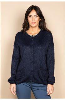 Pull PULL CLOTHILDE Femme W20310W (55255) - DEELUXE