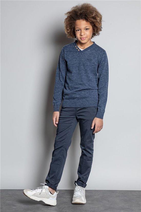 Pantalon PANTALON LAWSON Garçon W207009B (55423) - DEELUXE