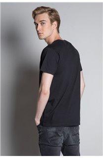 T-Shirt T-SHIRT LANDY Homme W20142M (55456) - DEELUXE