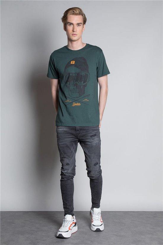 T-Shirt T-SHIRT LANDY Homme W20142M (55458) - DEELUXE
