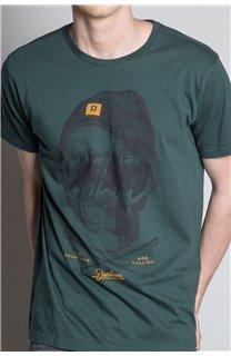 T-Shirt T-SHIRT LANDY Homme W20142M (55462) - DEELUXE