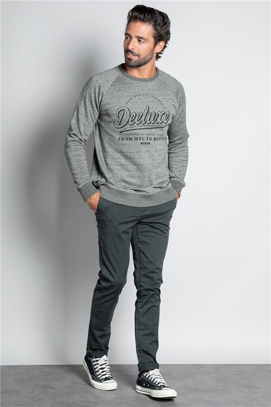 Sweat SWEAT MERIBEL Homme W20530M (55518) - DEELUXE