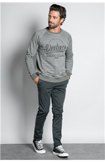 Sweat SWEAT MERIBEL Homme W20530M (55509) - DEELUXE