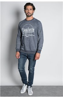 Sweat SWEAT MERIBEL Homme W20530M (55514) - DEELUXE