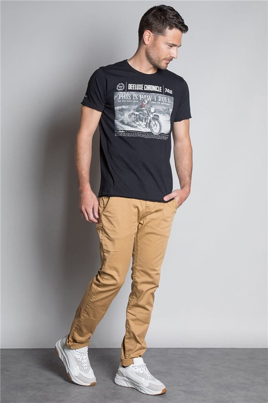 T-Shirt T-SHIRT BREAKER Homme W20119M (55532) - DEELUXE