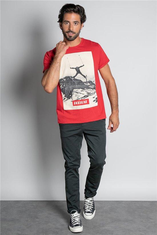 T-Shirt T-SHIRT HELP Homme W20114M (55553) - DEELUXE