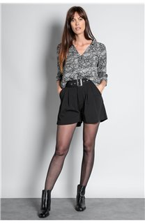 Short SHORT LISIANE Femme W20703W (55706) - DEELUXE