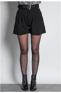 Short SHORT LISIANE Femme W20703W (55707) - DEELUXE