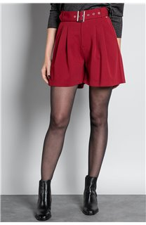 Short SHORT LISIANE Femme W20703W (55712) - DEELUXE
