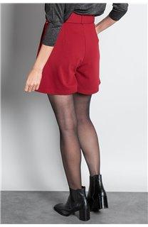 Short SHORT LISIANE Femme W20703W (55713) - DEELUXE